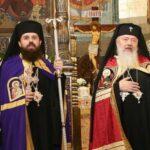 IPS Mitropolit Andrei și PS Benedict, în Bistrița-Năsăud de Sf. Mihail și Gavriil
