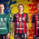 Trei handbaliste de la Gloria, în lotul României pentru Euro