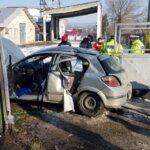 Accident cu trei morți