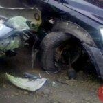 Accident în Sarmasag. O tânăra la spital