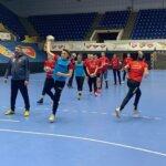 Handbal: Gloria Bistrita joaca cu CSM Bucuresti