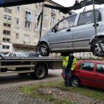 """Razboi"" total ! Azi vor fi ridicate 16 masini parcate neregulamentar (Foto)"