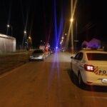 """Distractie """"sparta"""" de politisti, la marginea Satmarului"""