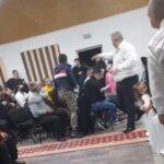 Botez oprit de polițiști. S-au dat mai multe sanctiuni