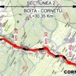 11 oferte au fost depuse pentru proiectarea și execuția secțiunii 2 a autostrăzii Sibiu – Pitești
