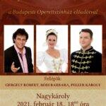 Gala de opereta la Teatrul din Carei