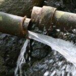 Locuitorii de pe strada Ecoului rămân fără apa potabila