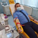 Jandarmii maramureseni doneaza sânge