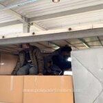 Șase migranti prinși în Vama Bors