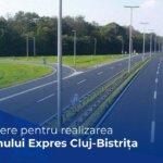 CJ BN și CJ Cluj se asociază pentru realizarea drumului expres