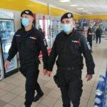 Jandarmii sunt pe strazi si in acest week-end