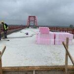 Cand va fi gata podul de la Seini ?