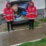 Crucea Roșie: Campania umanitara continua