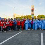 Finalul primei ediții a Maratonului Vaccinării la Satu Mare