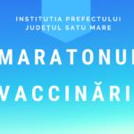 Maraton de vaccinare la Satu Mare