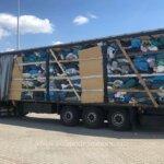 Zeci de tone de deseuri la vama