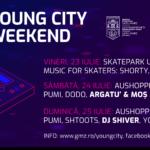 Young City Weekend aduce atmosfera festivalurilor de tineret în oraș!